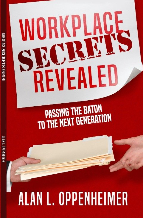 Workplace Secrets Revealed Book Cover